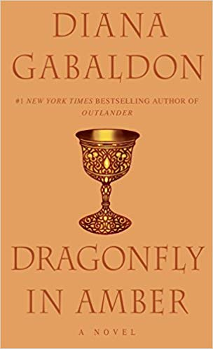 Dragonfly in Amber Audiobook Online