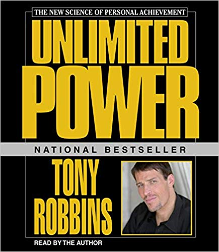 Unlimited Power Featuring Tony Robbins Live Audiobook Download