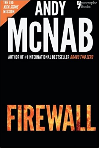 Andy McNab - Firewall Audiobook