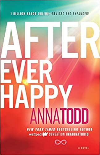 Anna Todd - After Ever Happy Audiobook