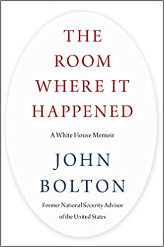 The Room Where It Happened Audiobook A White House Memoir