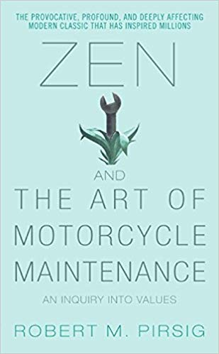 Zen and the Art of Motorcycle Maintenance Audiobook Online