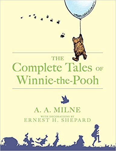 The Complete Tales of Winnie-The-Pooh Audiobook Online