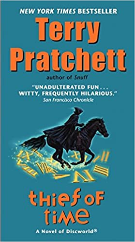 Terry Pratchett - Thief of Time Audiobook Free Online