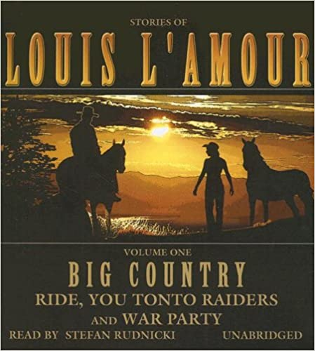 Louis L'Amour - Big Country Audiobook Free Online