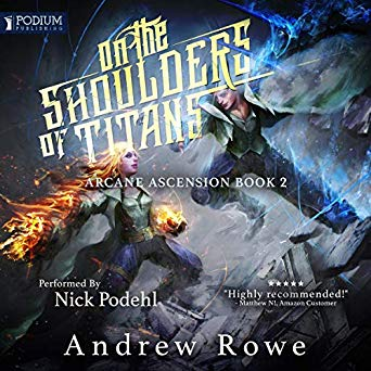 On the Shoulders of Titans Audiobook Online
