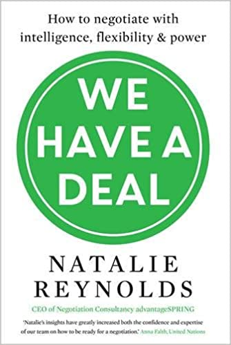 Natalie Reynolds - We Have a Deal Audiobook Free Online