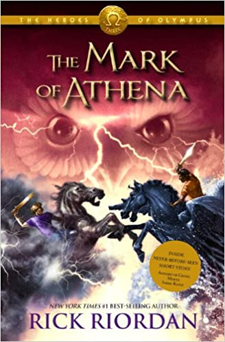 Rick Riordan - The Mark of Athena Audiobook Free Online