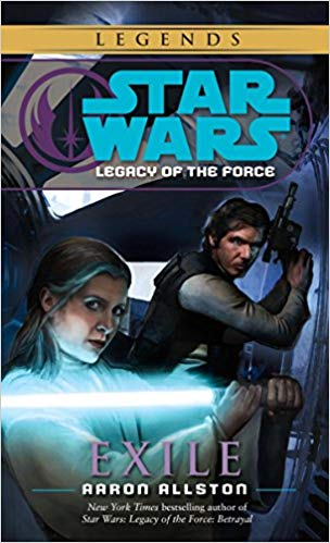 Legacy of the Force - Exile Audiobook Free