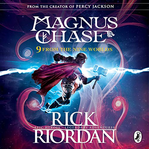 9 from the Nine Worlds Audiobook Download