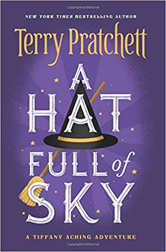 Terry Pratchett - A Hat Full of Sky Audiobook Free Online