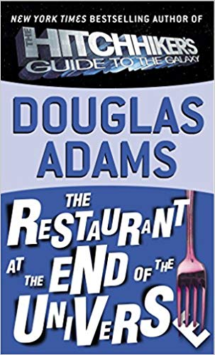 The Restaurant at the End of the Universe Audiobook Download