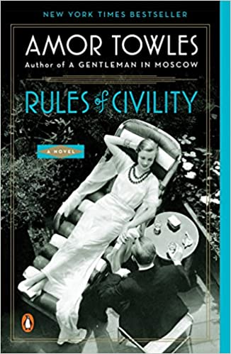 Amor Towles - Rules of Civility Audiobook Free