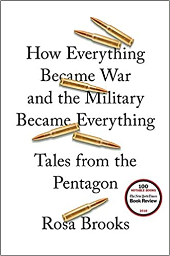 How Everything Became War and the Military Became Everything Audiobook