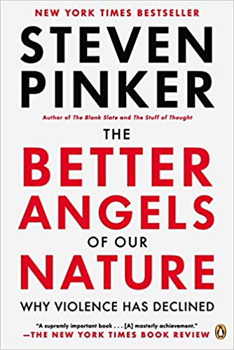 The Better Angels of Our Nature Audiobook Download
