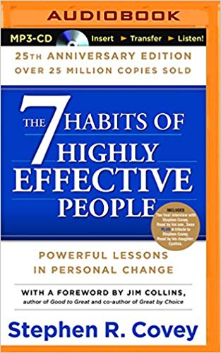 The 7 Habits of Highly Effective People Audiobook Online