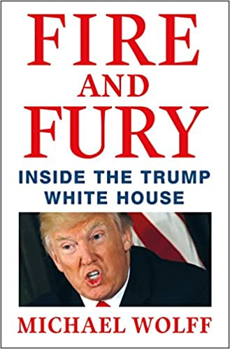 Fire and Fury: Inside the Trump White House Audiobook
