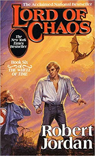 Robert Jordan - Lord of Chaos Audiobook Online
