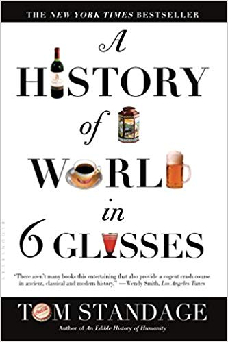 A History of the World in 6 Glasses Audiobook Online