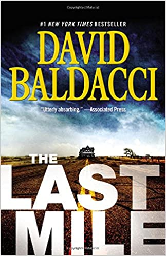 David Baldacci - The Last Mile Audiobook Free Online