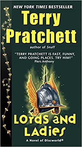 Terry Pratchett - Lords and Ladies Audiobook Free Online