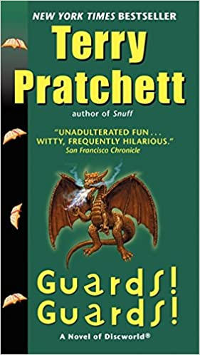 Terry Pratchett - Guards Guards Audiobook Free Online