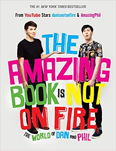 The Amazing Book Is Not on Fire Audiobook Online