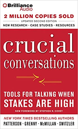 Kerry Patterson - Crucial Conversations Audiobook Free