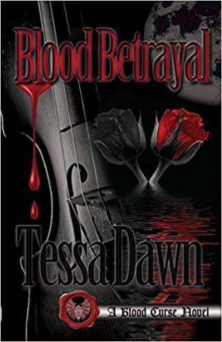 Tessa Dawn - Blood Betrayal Audiobook