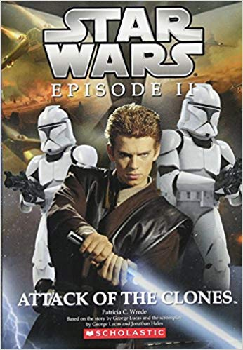 Star Wars - Attack of the Clones Audiobook