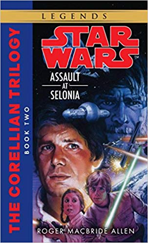Star Wars - Assault at Selonia Audiobook