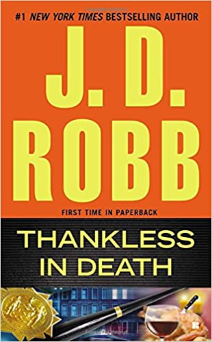 J. D. Robb - Thankless in Death Audiobook Free Online