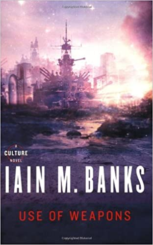 Iain M. Banks - Use of Weapons Audiobook