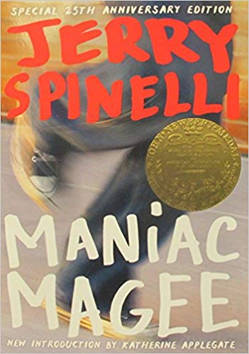 Maniac Magee Audiobook Download