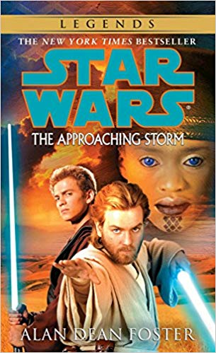 Star Wars - The Approaching Storm Audiobook