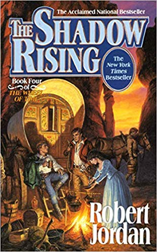 The Shadow Rising Audiobook Online