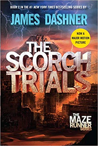 The Scorch Trials Audiobook Download