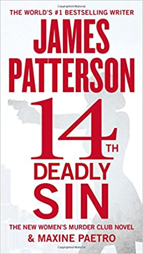James Patterson, Maxine Paetro- 14th Deadly Sin Audiobook