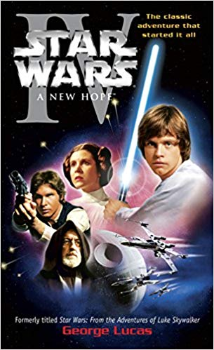 Star Wars - A New Hope Audiobook
