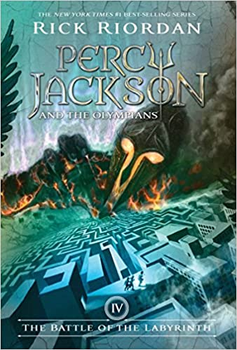Rick Riordan - The Battle of the Labyrinth Audiobook Free Online