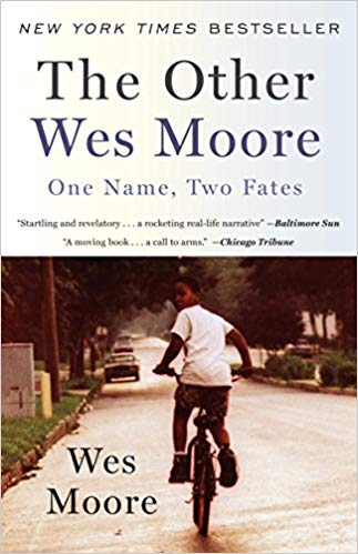 The Other Wes Moore Audiobook Download