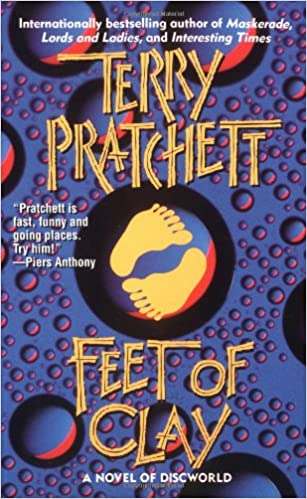 Terry Pratchett - Feet of Clay Audiobook Free Online