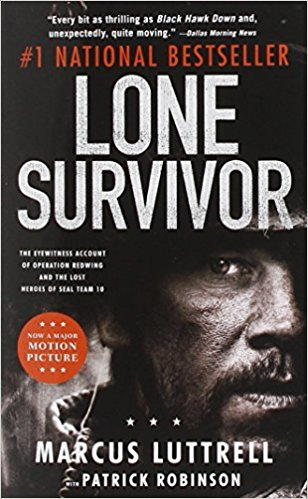 Lone Survivor Audiobook Online