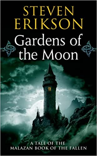 Steven Erikson - Gardens of the Moon Audiobook Free Online