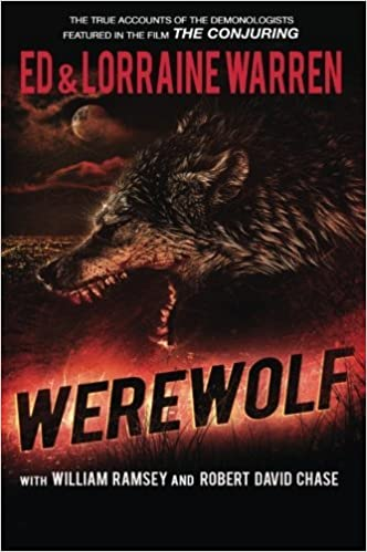 Ed Warren - Werewolf Audiobook