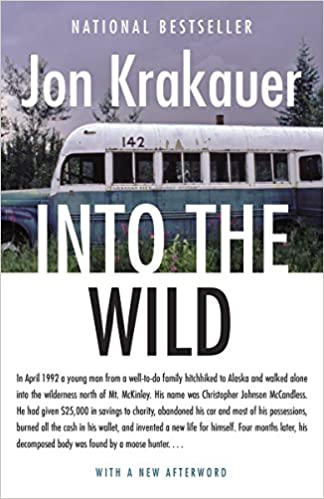Jon Krakauer - Into the Wild Audiobook Free