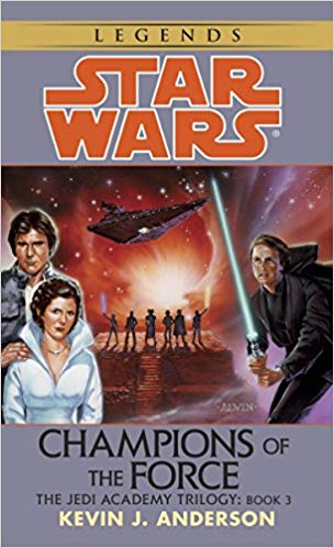 Star Wars - Champions of the Force Audiobook Free
