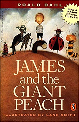 James and the Giant Peach Audiobook Online