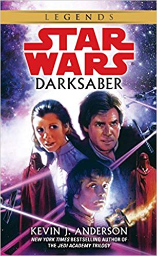Darksaber Audiobook Free