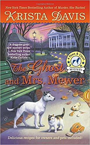 Krista Davis - The Ghost and Mrs. Mewer Audiobook Free Online
